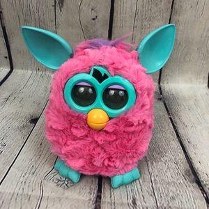 2012 Furby Pink Talking Interactive Toy Hasbro
